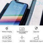 十間程度なら水没させてもQiワイヤレス充電が可能な厚さ4.2mmのモバイルバッテリー「CYON」