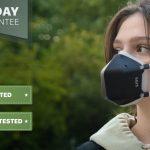 空気中に含まれるウィルスなどの有害物質を99.99%まで浄化する超高機能マスク「UVMask」