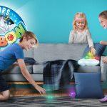 また外出自粛になった時の為に、飽きずに家庭の中で楽しめる宝探しゲーム「Rainbow Light」