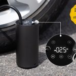 インテリジェントモードで空気圧を知らなくても自動で注入してくれる500mL缶サイズの電動空気入れ「MOJIETU」