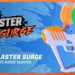 """<span class=""""title"""">一瞬で500個強のビーズ弾を補給できる弾倉を持つ射程30mのウォータービーズガン「Gel Blaster SURGE」</span>"""