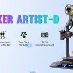 "<span class=""title"">大量生産したい、そんな時に便利な複製機能を持つFDM方式3Dプリンター「Artist-D 3D Printer」</span>"