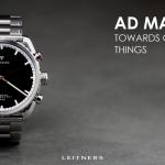 "<span class=""title"">自動巻き腕時計に最新の血中酸素濃度が計測できるセンサーまでついたスマートウォッチ「Hybrid Smartwatch」</span>"