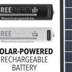 """<span class=""""title"""">あっ電池がなくなった!!と言う時に便利なモバイルバッテリーからでも充電可能な単3単4充電池「Solar-Powered」</span>"""