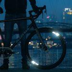 "<span class=""title"">より被視野性が高まり、どの方向からでも認識する事のできる自転車リム貼り付けリフレクター「FLECTR 360」</span>"