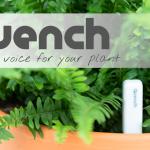 """<span class=""""title"""">植物を飾るのは好きなんだけど、すぐに枯らしてしまうと言う方の為に適切な水やり時期を教えてくれる「Quench」</span>"""