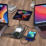 """<span class=""""title"""">USB-Cを3ポート備え、MagSafeにも対応した合計出力265Wの最強モバイルバッテリー「ONveexen 100」</span>"""