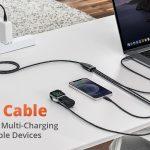 "<span class=""title"">充電口が1つしかないUSB-C充電器を有効活用できるPCをUSB-C PD充電可能な3つ股充電ケーブル「Magic Cable」</span>"
