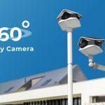 """<span class=""""title"""">ワイヤフリーで設置できる上に360°カメラによって死角なく24時間監視するセキュリティーカメラ「HeliosCam」</span>"""