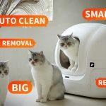 """<span class=""""title"""">消臭に市販の消臭剤が使える所がポイントの、キャット用オートクリーニング・トイレ「PETKIT PURA MAX」</span>"""